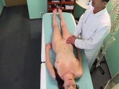 Teen beauty fucked in hospital...