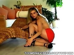 xhamster Young Beauty Stroking her Body