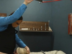 Submissive BDSM sex with anal bitch