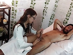 Massage Parlor Hidden Cam &...