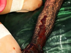 xhamster Blonde Teens Cover A Lesbian In...