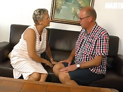 AmateurEuro - Busty German GILF...