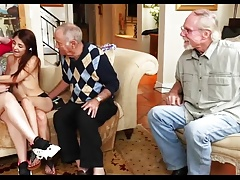 xhamster old men play whit teens