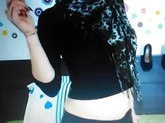Teaser V: cute arabian girl