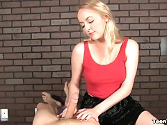 xhamster POV Blonde Teen A Master In...