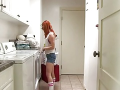 MRY - hot redhead teen fucked