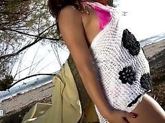 xhamster Nice teen Lucia Nieto doing a...