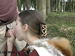 Horny Fucking on the Viking...