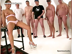 Cum Cum Cum Gangbang Orgy -...