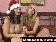 Big Tit Tampa MILF Charlee Chase...