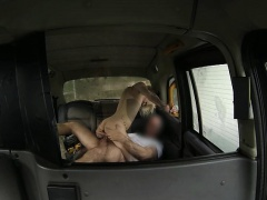Taxi Driver gets what his...