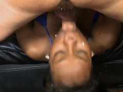 Curious Teen Wants Some Face...