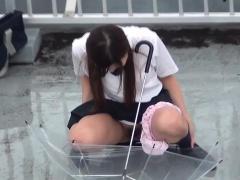 xhamster Japanese teens pee shower