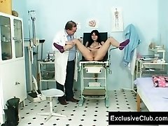 Adriana Visiting Gyno Doctor for...
