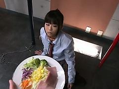 xhamster Japanese schoolgirl Chika is on...