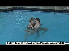 Nicole Ray and Bella Cole...