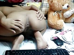xhamster Cute Filipina Teen on Webcam 3