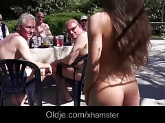 8 old cocks penetrating anal and...