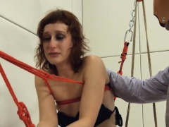 To much of rope and subtle BDSM...