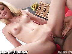 WhiteGhetto Tight Teen Fucked by...